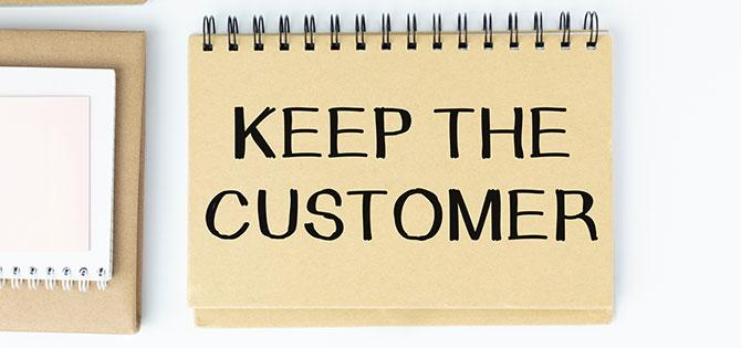 ייעוץ עסקי לעסקים בנושא שימור לקוחות