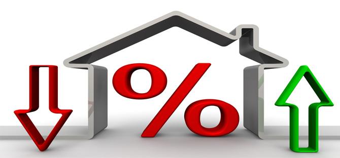 האם הריבית על המשכנתאות תורמת לחלק ניכר מהעלייה במחירי הדיור